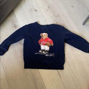 Polo Ralph Lauren 4T Crewneck Sweater